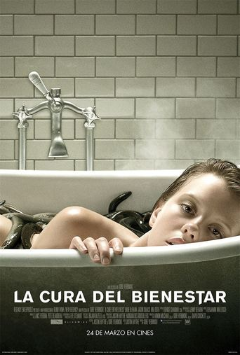 A Cure for Wellness C More First lördag  kl 22:50