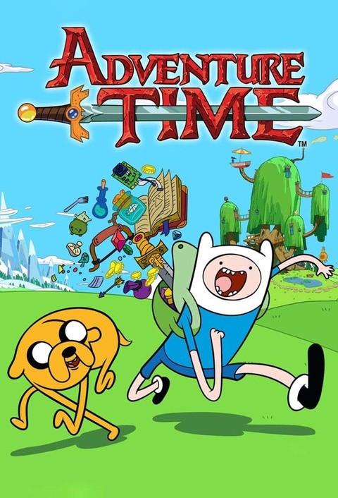Äventyrsdags Cartoon Network tisdag  kl 23:15