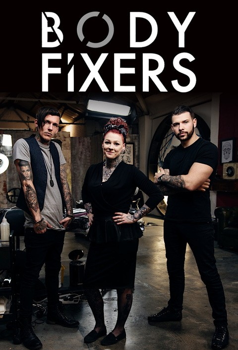 Body Fixers på Kanal 11