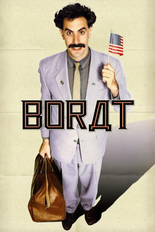 Borat C More Hits lördag  kl 11:20