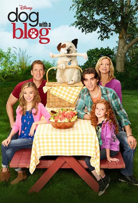 Dog With a Blog Disney Channel tisdag  kl 23:10