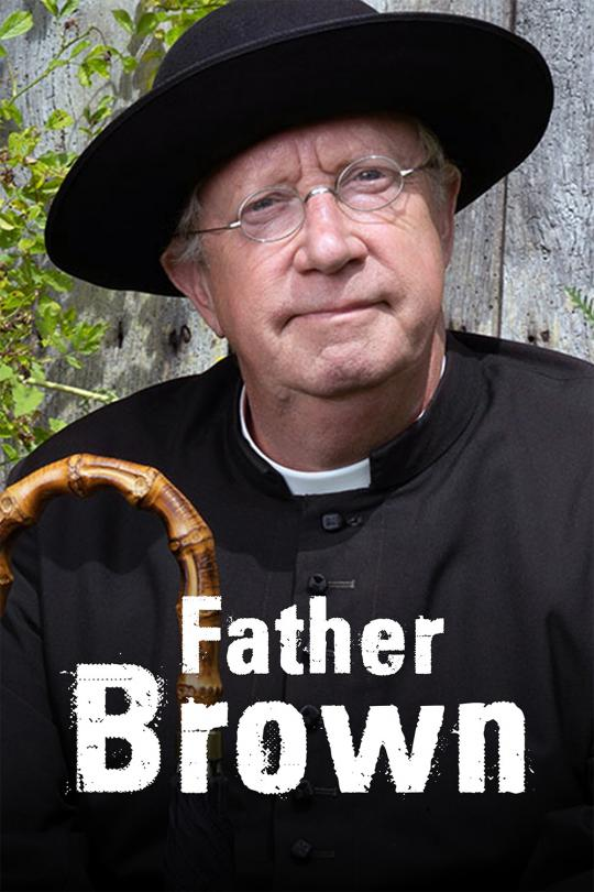 Father Brown TV8 söndag  kl 18:55