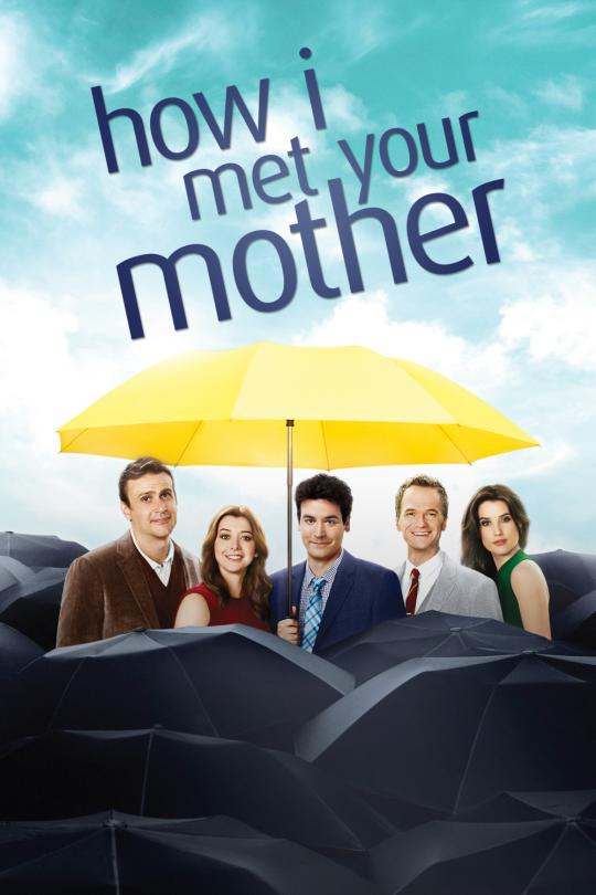 How I Met Your Mother TV3 fredag 8 dec kl 00:30