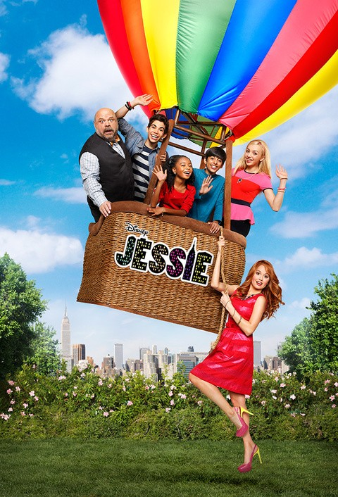 Jessie Disney Channel tisdag  kl 20:25