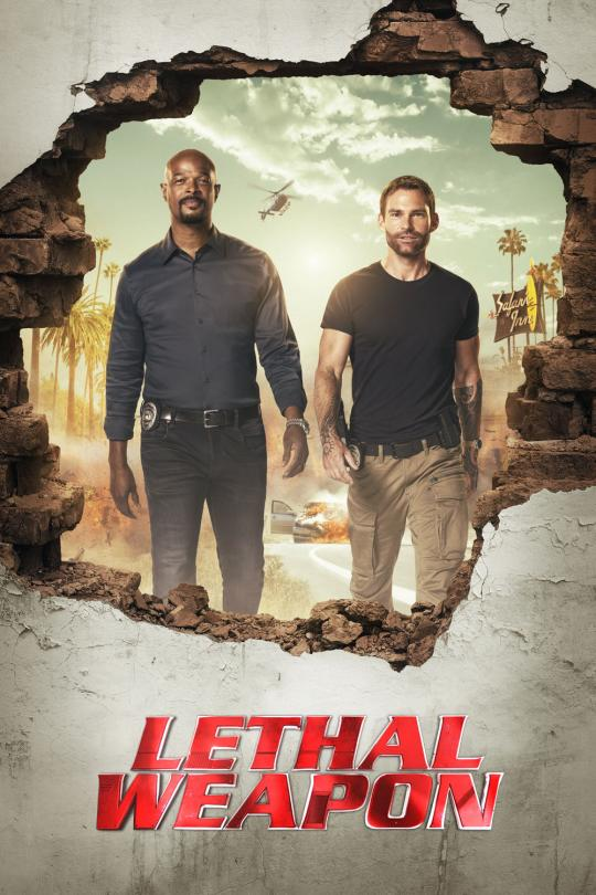 Lethal Weapon TV6 torsdag  kl 20:00