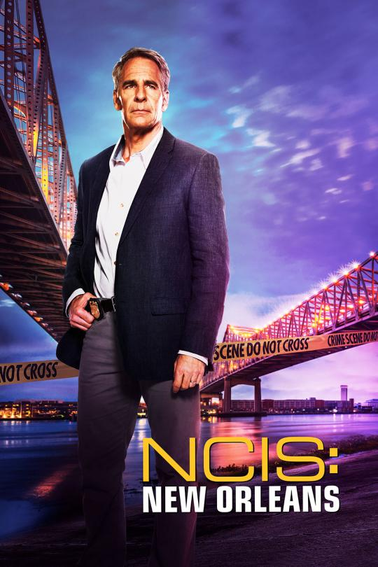 NCIS: New Orleans TV8 tisdag  kl 21:00
