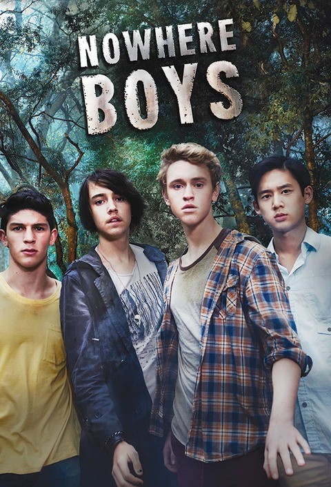 Nowhere Boys NRK 3 torsdag  kl 19:30