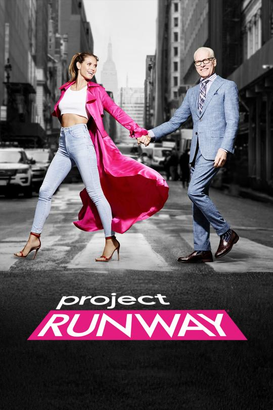 Project Runway TV3 torsdag  kl 14:55