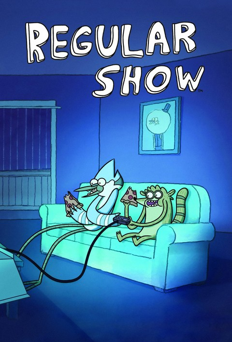 Regular Show Cartoon Network tisdag  kl 23:30