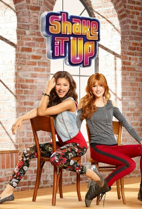 Shake It Up Disney Channel tisdag  kl 22:00
