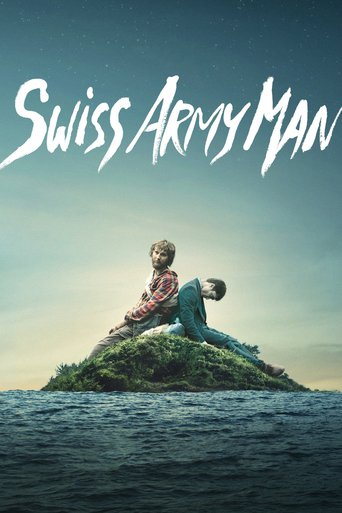 Swiss Army Man på C More First