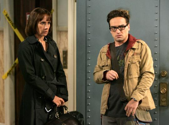 The Big Bang Theory Kanal 5 tisdag  kl 21:00