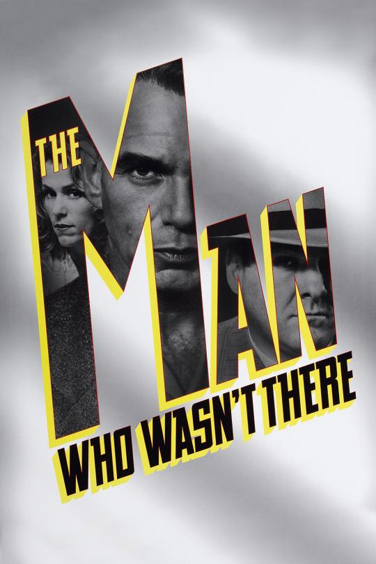 The Man Who Wasn't There Viasat Film Action onsdag 14 mar kl 12:00