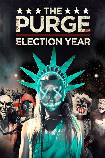 The Purge: Election Year Viasat Film Action tisdag  kl 20:00