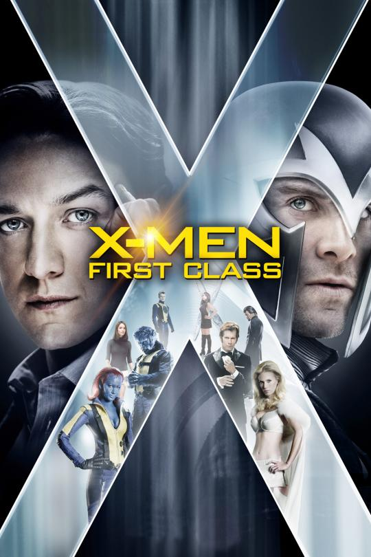 X-Men: First Class C More Hits tisdag  kl 00:30